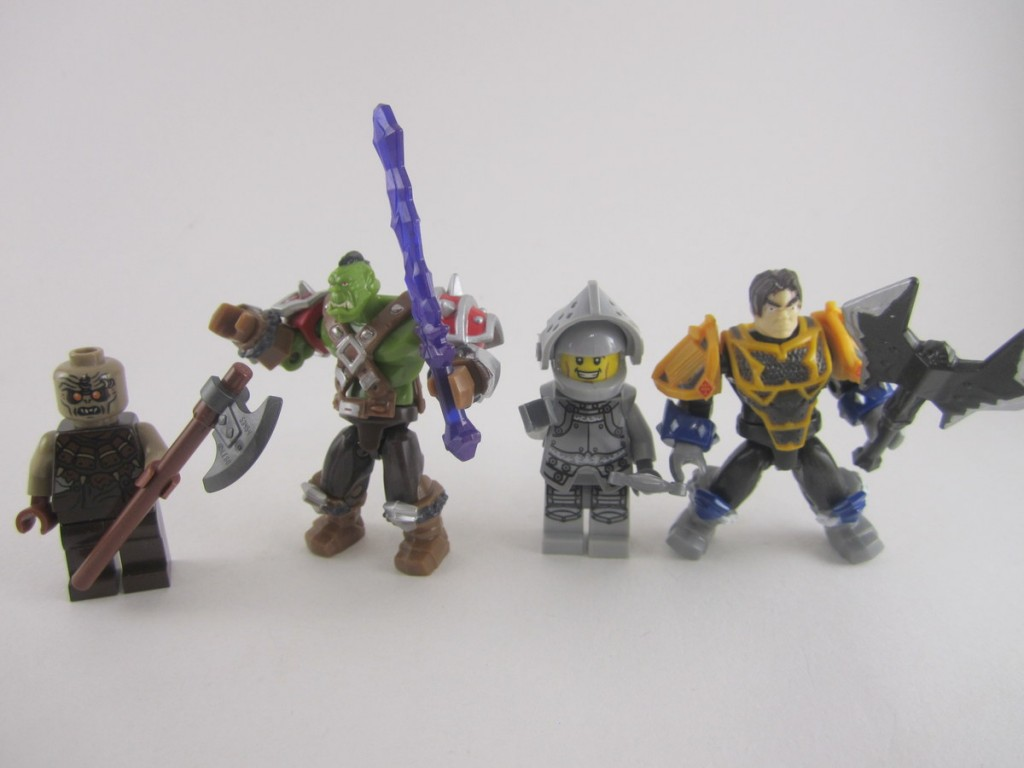 MEGA BLOKS World of Warcraft  (6)