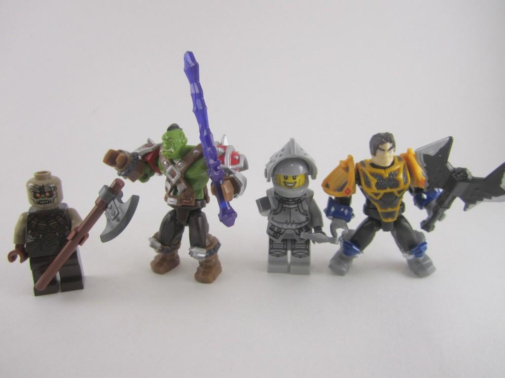 MEGA BLOKS World of Warcraft  (6)
