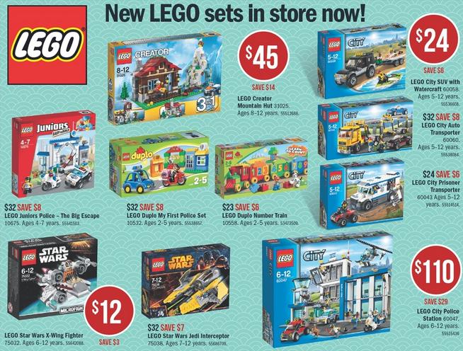 Target Easter LEGO Sale