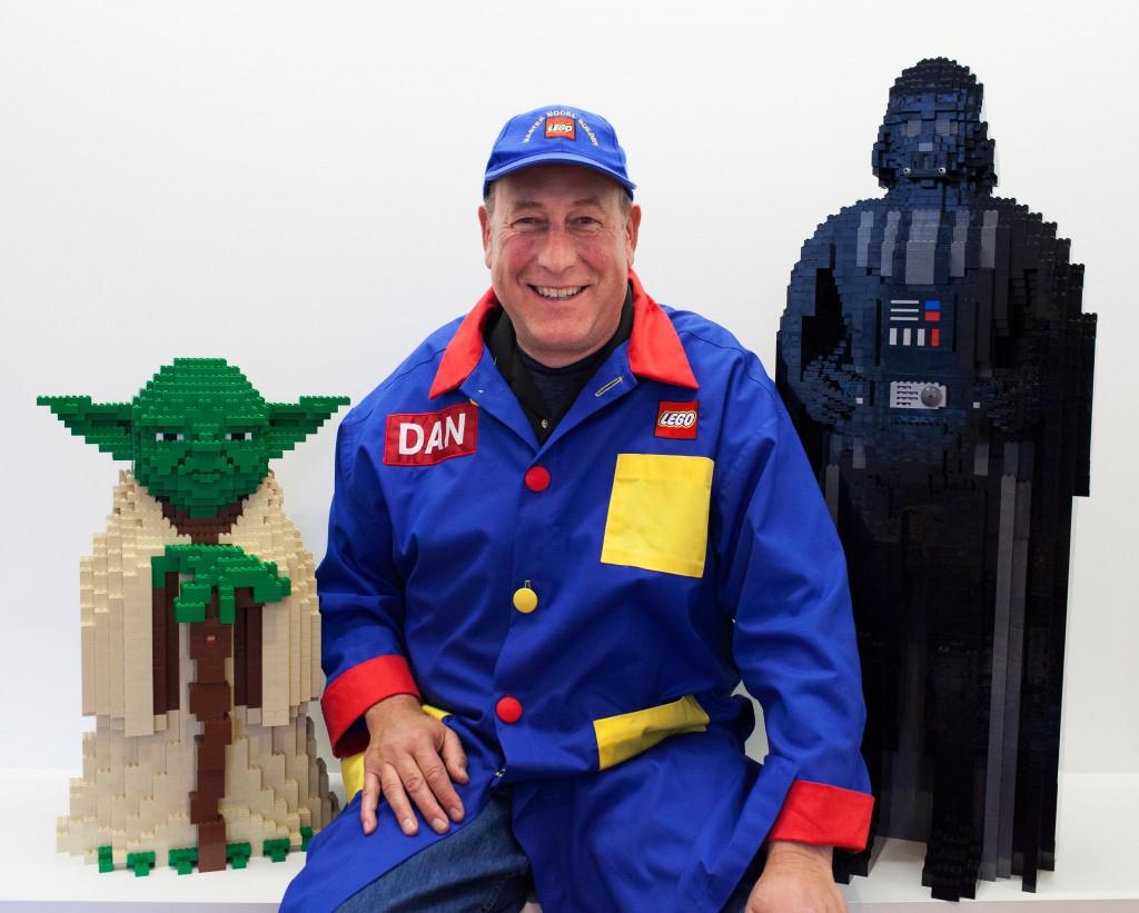 Dan Steininger LEGO Master Builder