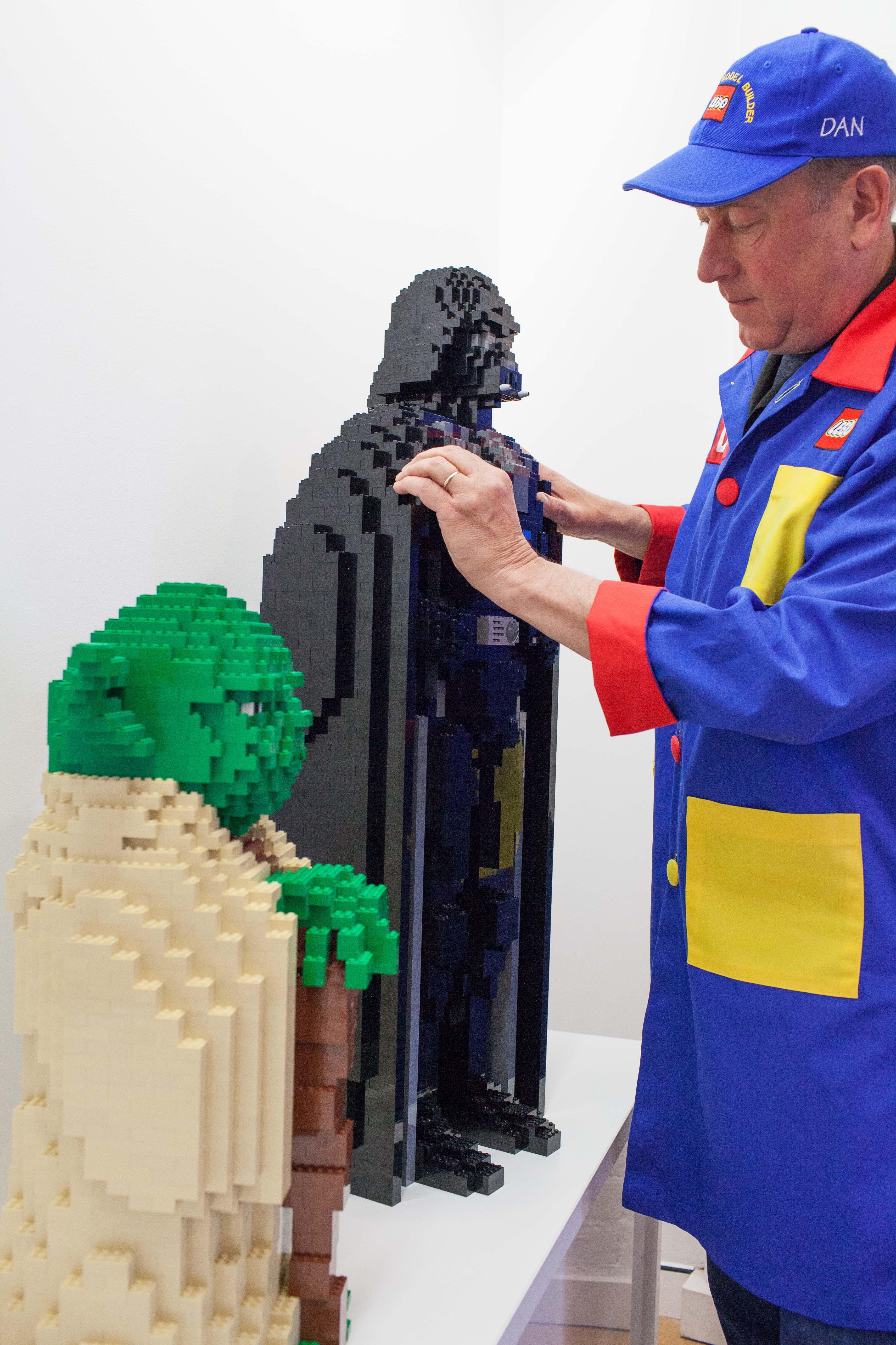 Lego Star Wars Day Interview Dan Steininger