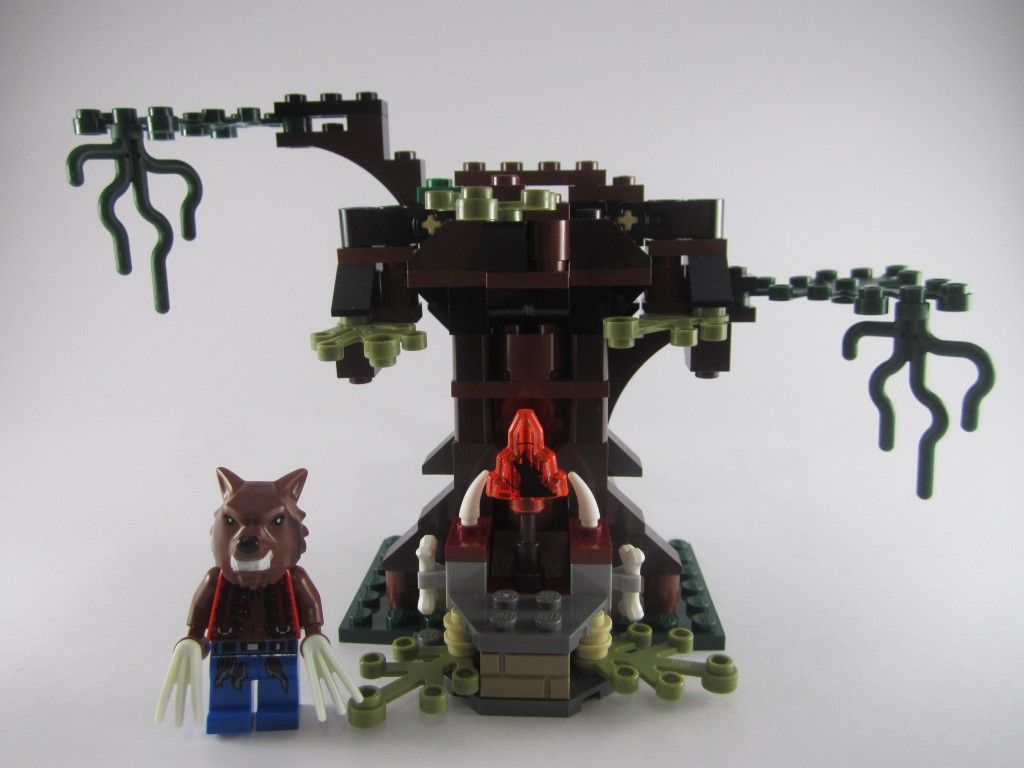 LEGO 9463 The Werewolf Tree