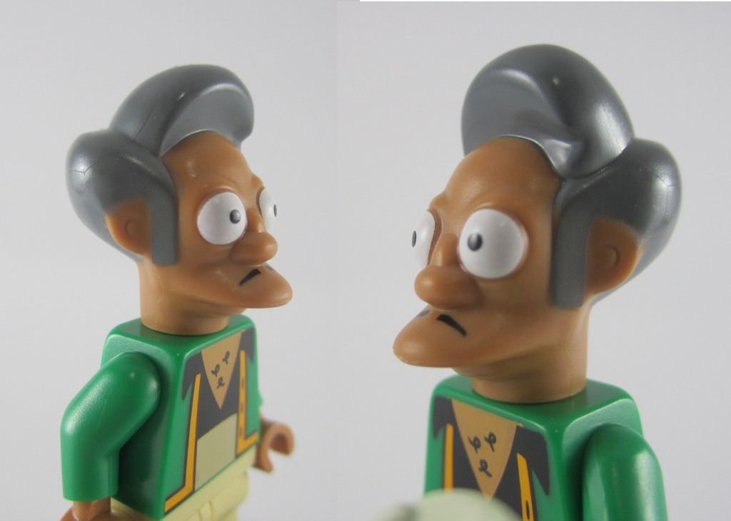 LEGO  Apu Close Up