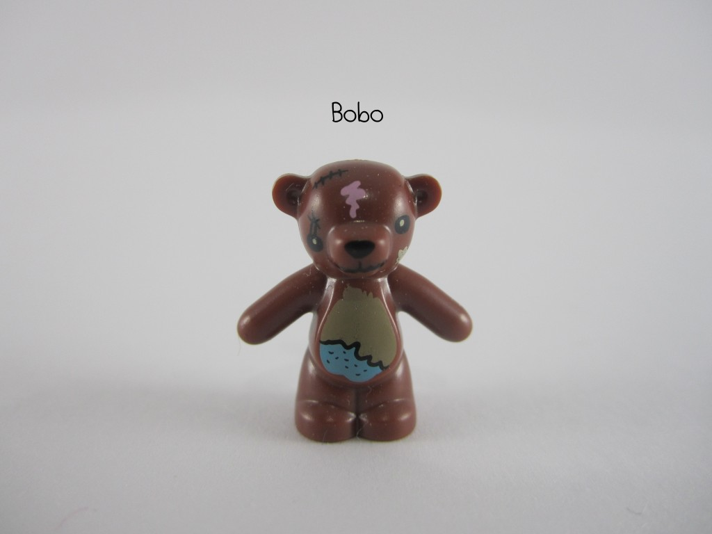 LEGO Bobo Teddy Bear