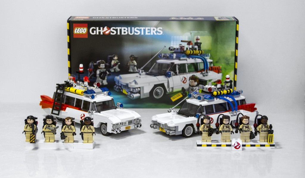 LEGO Ecto-1 Ghostbusters