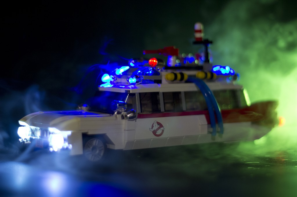 LEGO Ghostbusters Effects