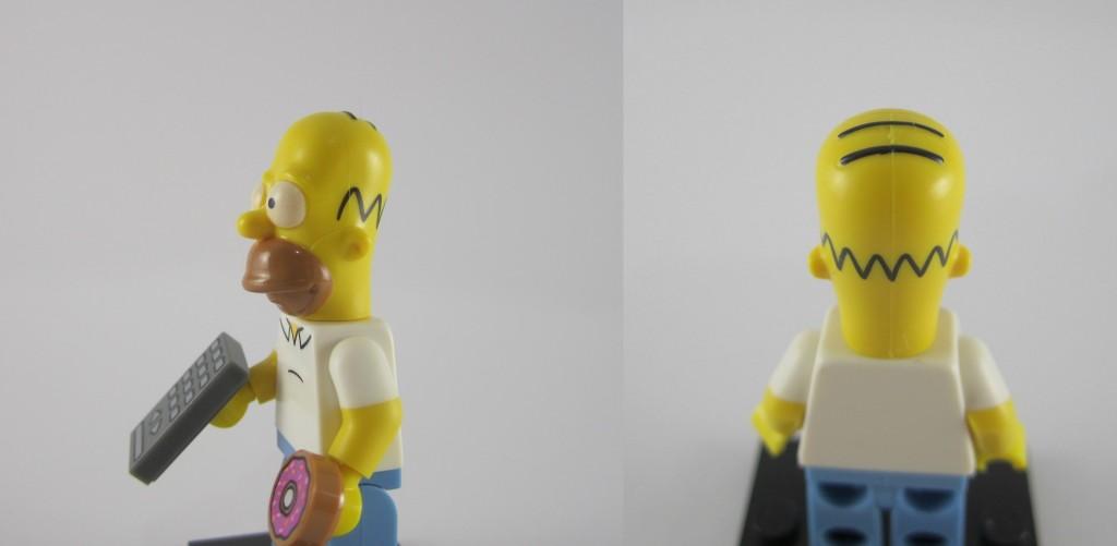 LEGO Homer Minifig
