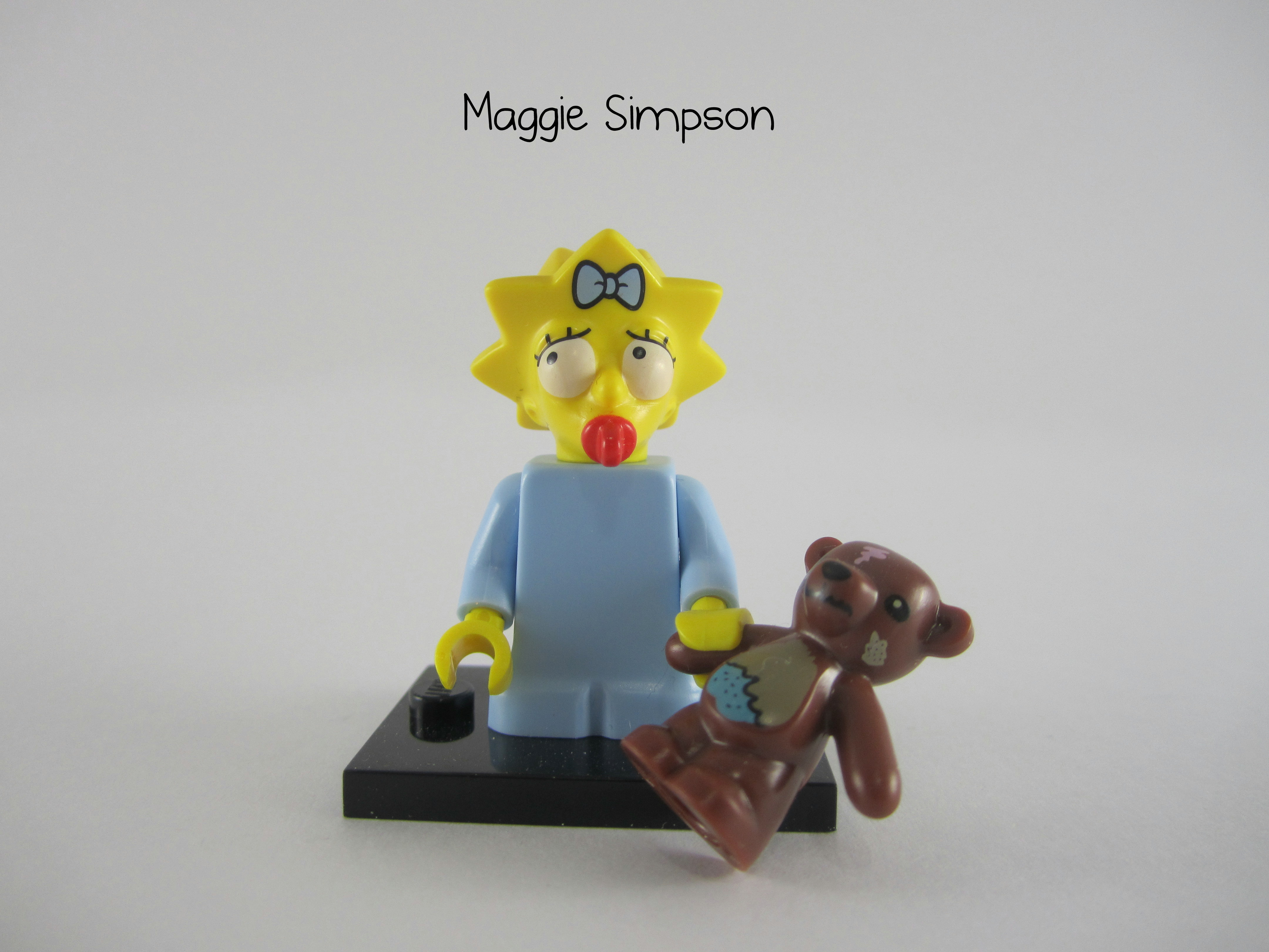 PARTS LEGO MINIFIGURES SERIES 2 THE SIMPSONS X 1 PINK SKIRT FOR LISA SIMPSON