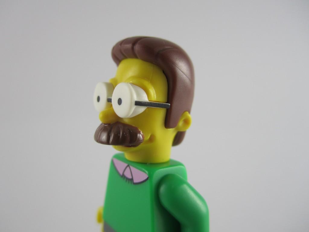 LEGO Ned Flanders Head