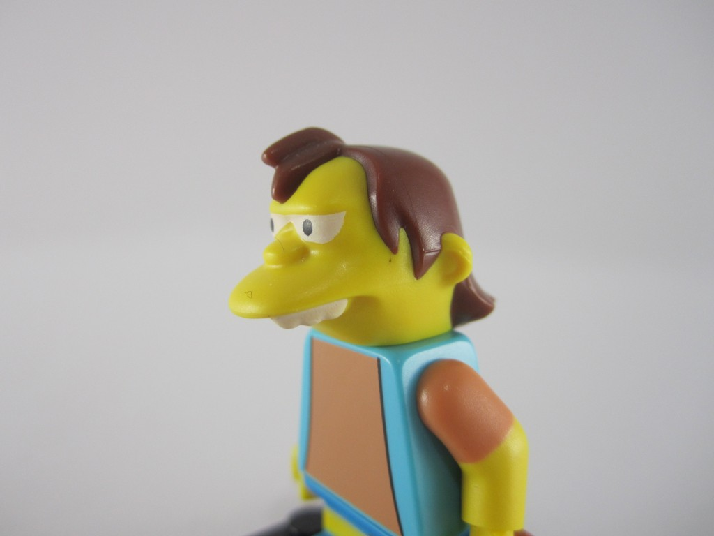 LEGO Nelson Face