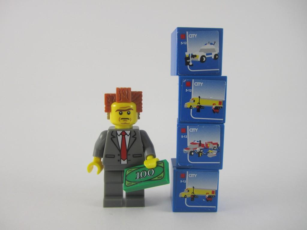 LEGO President Business