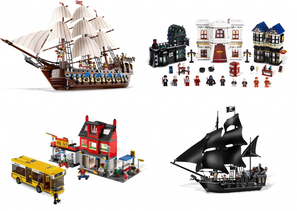 LEGO Sets I Missed Out On