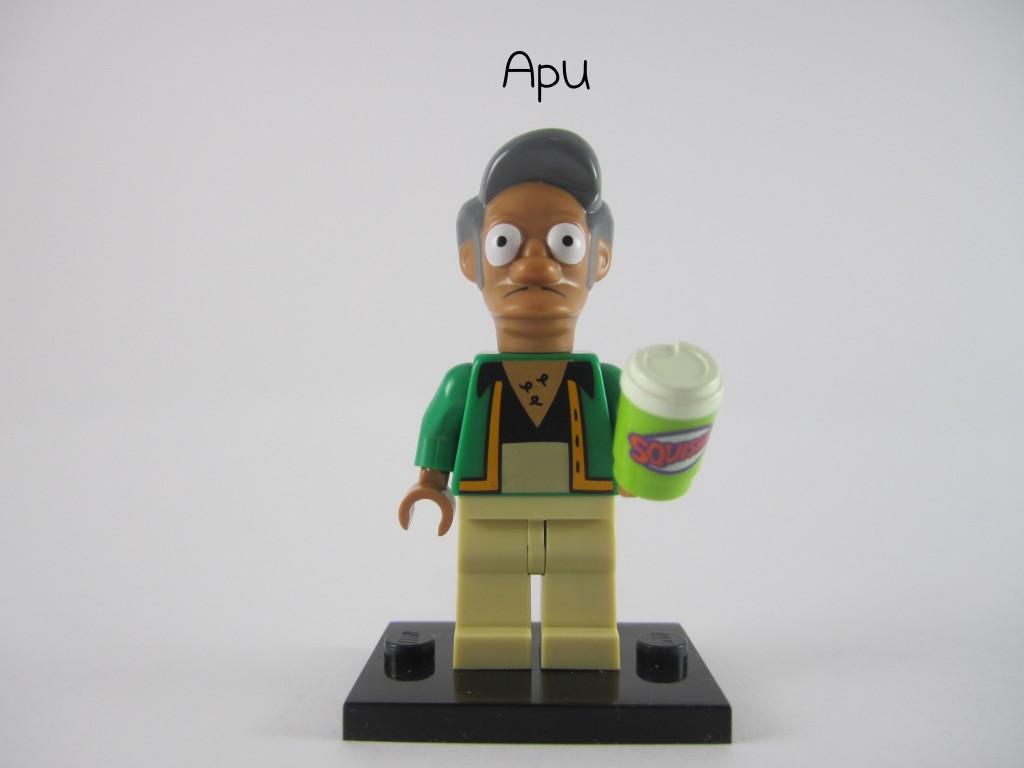 LEGO Simpsons Apu Minifigure