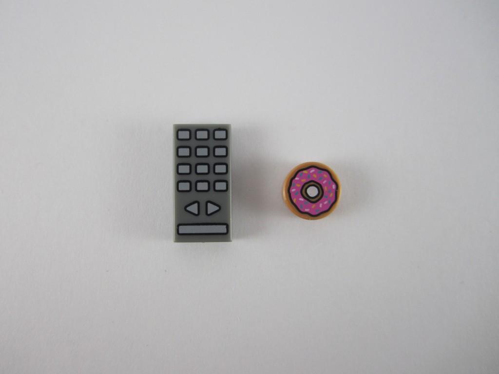 LEGO Simpsons Donut