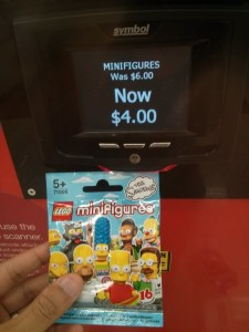 LEGO Simpsons Price Target