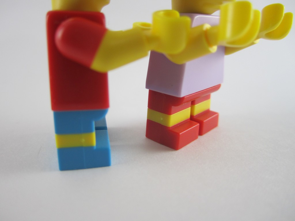 LEGO Simpsons Shorts