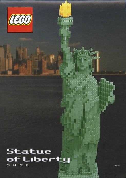 LEGO Statue of Liberty 3450