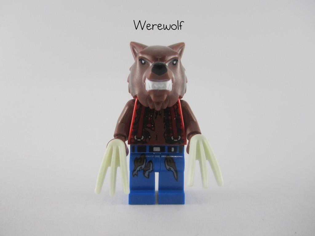 LEGO Werewolf