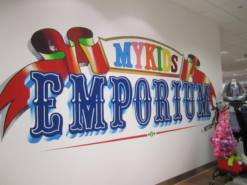 Myer MyKids Emporium Melbourne