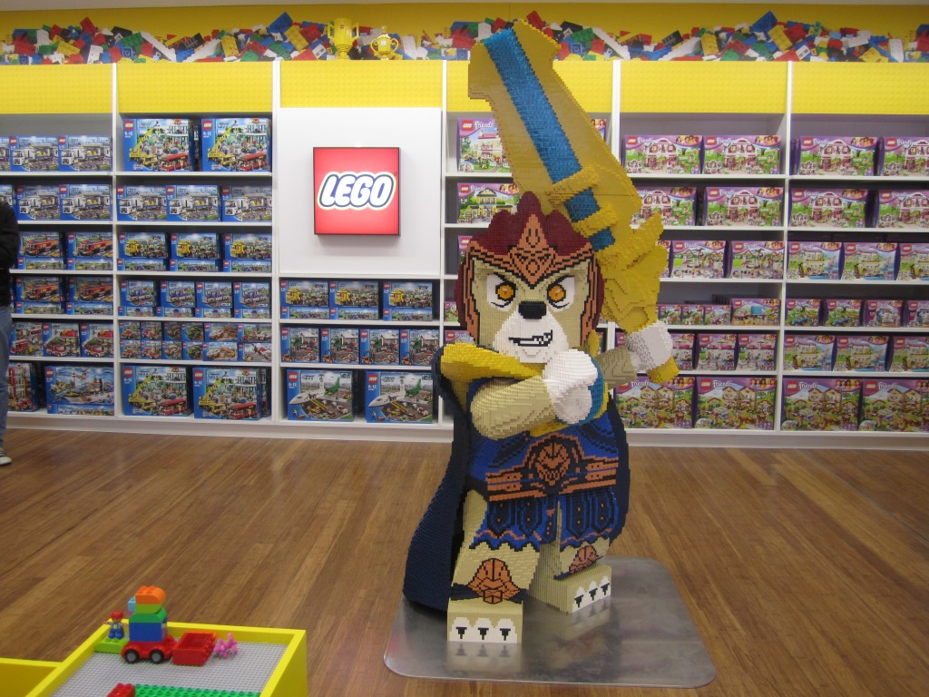 Myer MyKids Emporium Melbourne LEGO Concept Store (5)