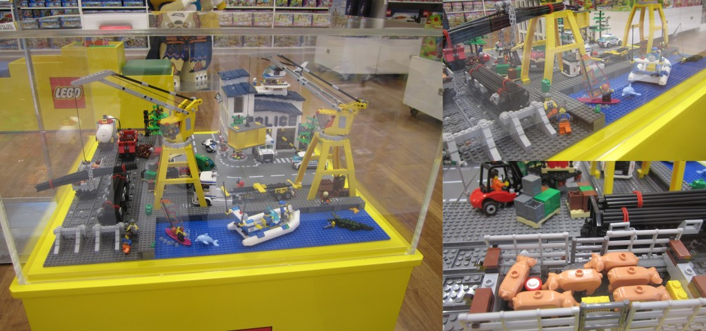 Myer MyKids Emporium Melbourne LEGO Concept Store (7)