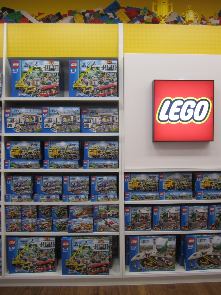 Myer MyKids Emporium Melbourne LEGO Concept Store (9)
