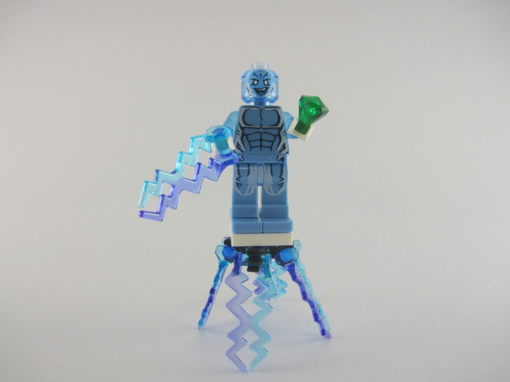 Spider-Man Electro Minifig