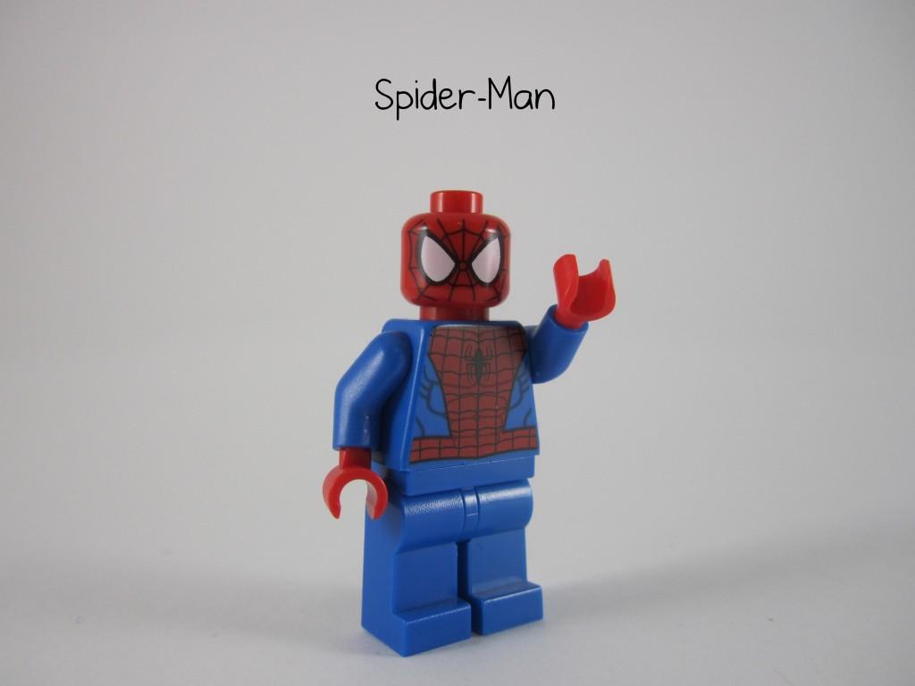 Spider-Man Minifigure
