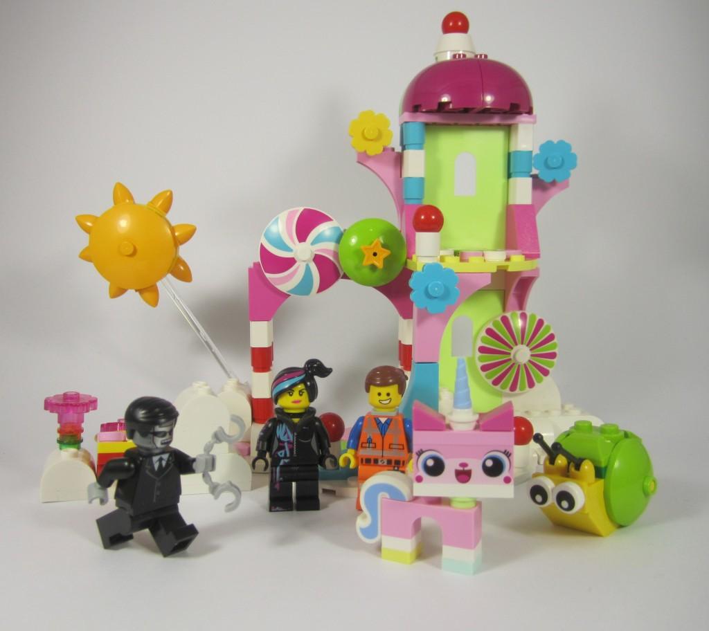 LEGO 70803 Cloud Cuckoo Palace
