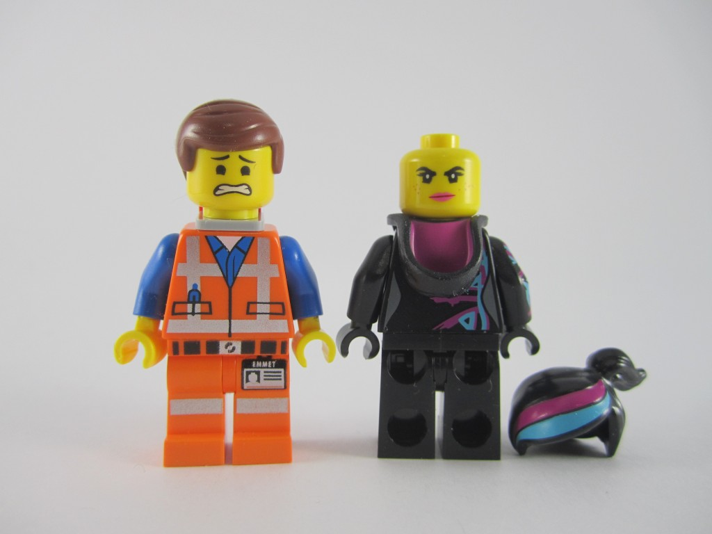 LEGO 70803 Cloud Cuckoo Palace Back