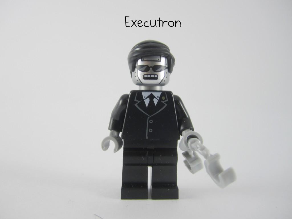 LEGO 70803 Cloud Cuckoo Palace Executron