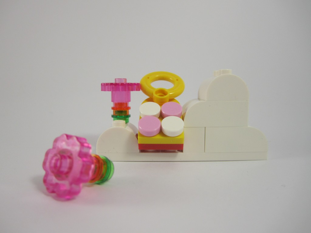 LEGO 70803 Cloud Cuckoo Palace Flower Catapult