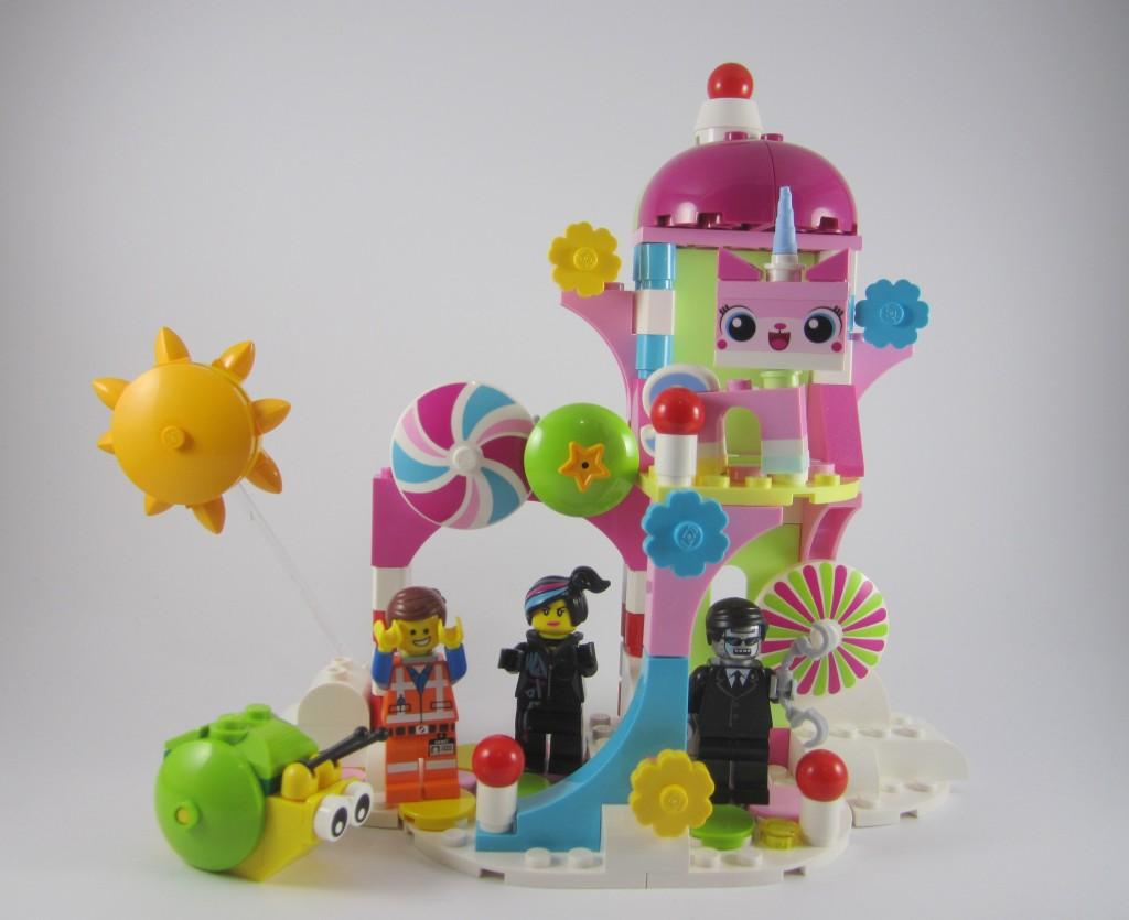 LEGO 70803 Cloud Cuckoo Palace Minifigures