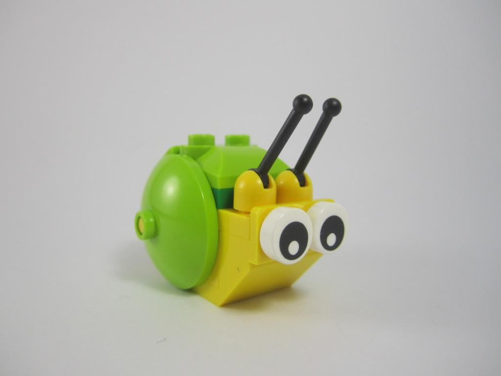 LEGO 70803 Cloud Cuckoo Palace Snail