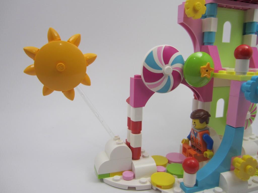 LEGO 70803 Cloud Cuckoo Palace Sun