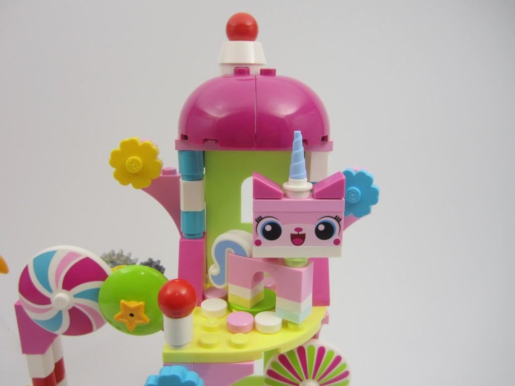 LEGO 70803 Cloud Cuckoo Palace Unikitty's Throne