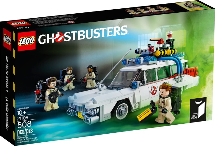 LEGO Ghostbusters Box