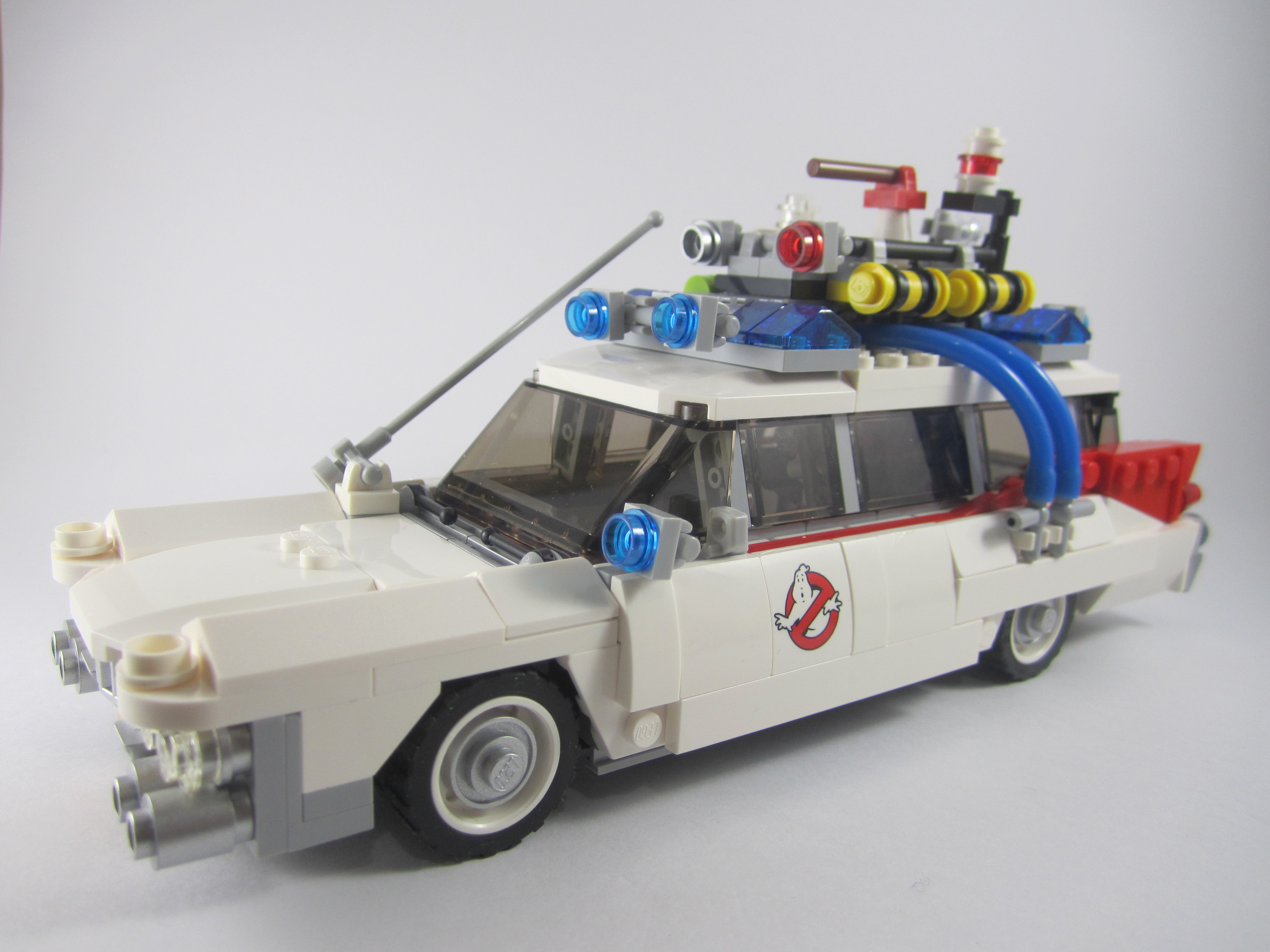Review Lego 21108 Ghostbusters Ecto 1