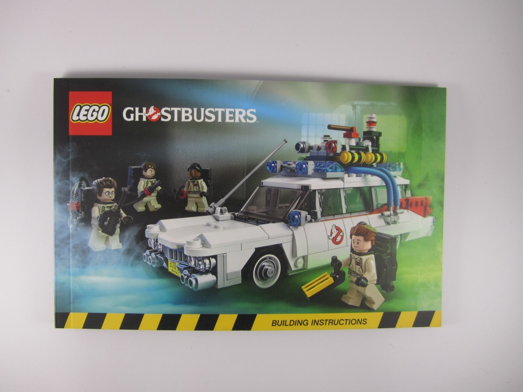 LEGO Ghostbusters Manual