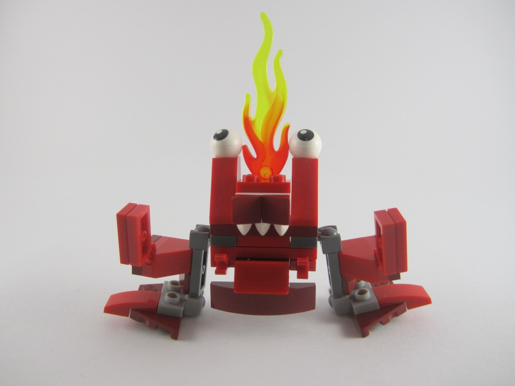 LEGO Mixels Creation 1