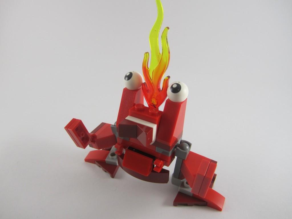LEGO Mixels Creation