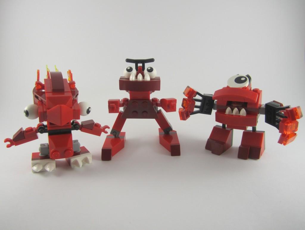 LEGO Mixels Series 1 Infernites