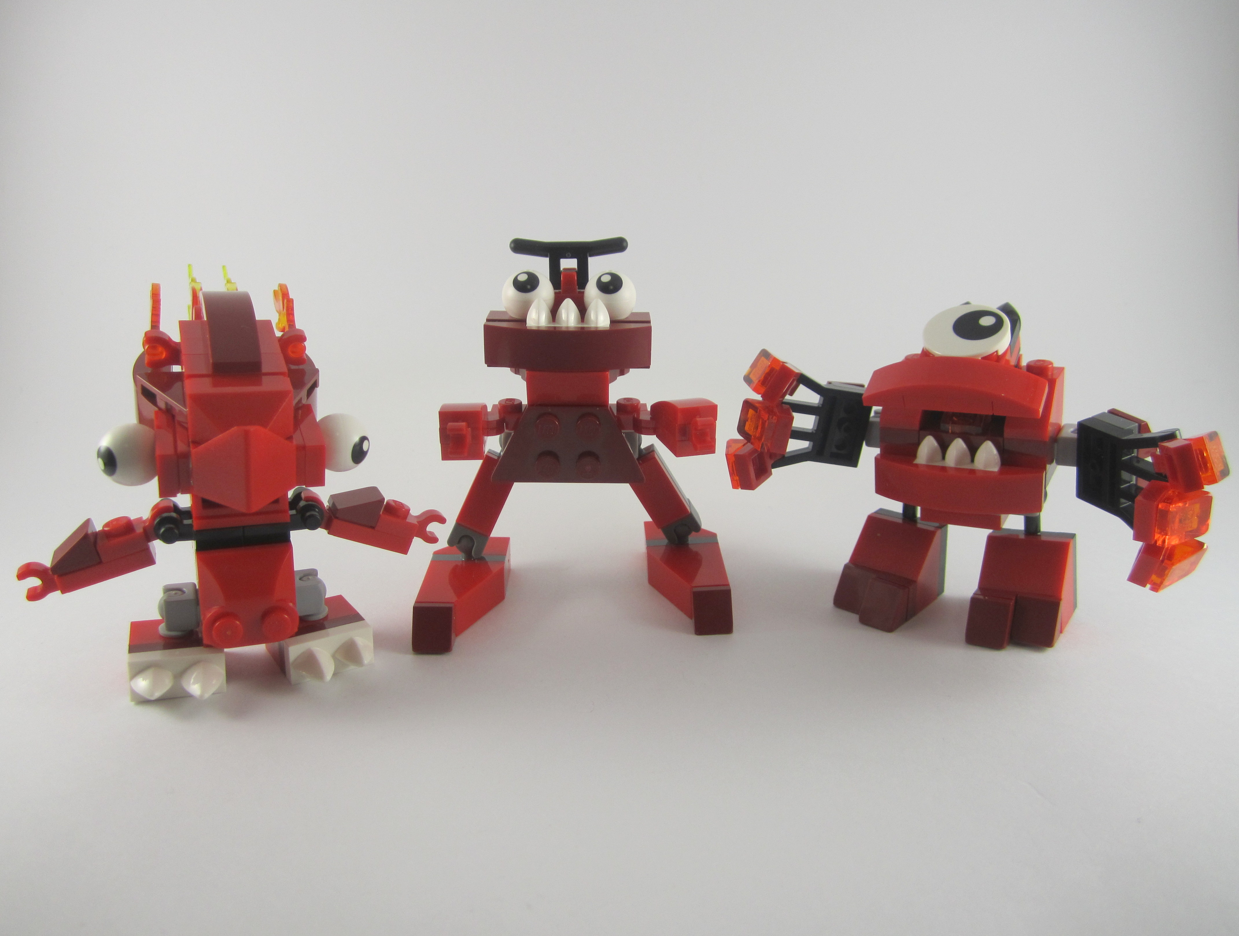review lego mixels infernites tribe. Black Bedroom Furniture Sets. Home Design Ideas