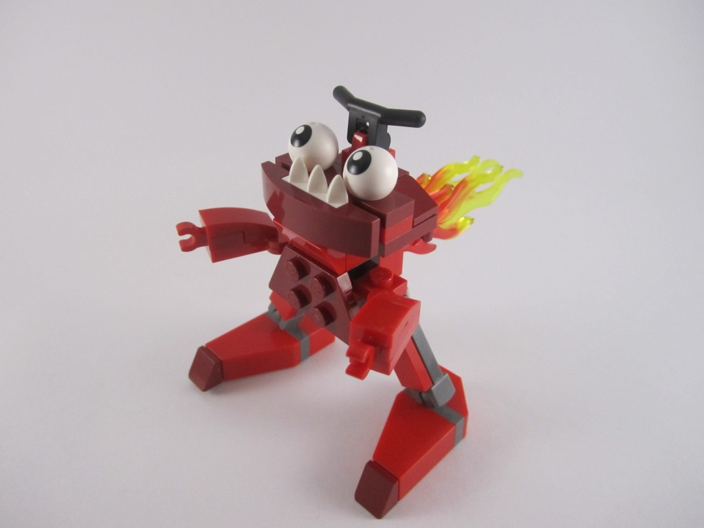 LEGO Mixels Zorch
