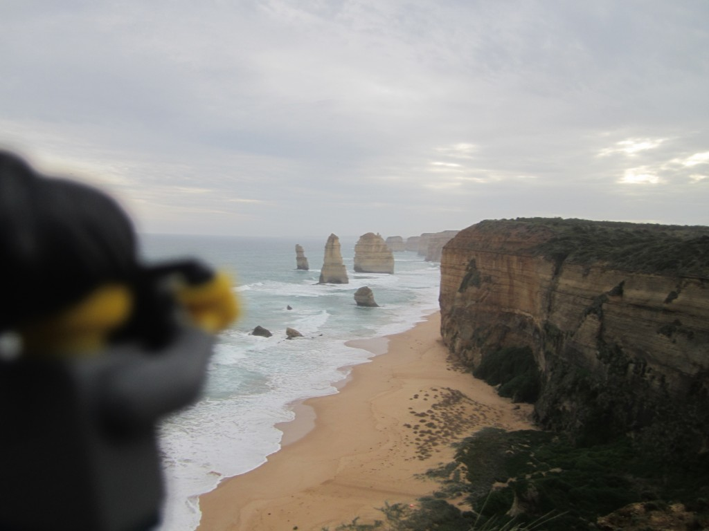 Snapping the 12 Apostles