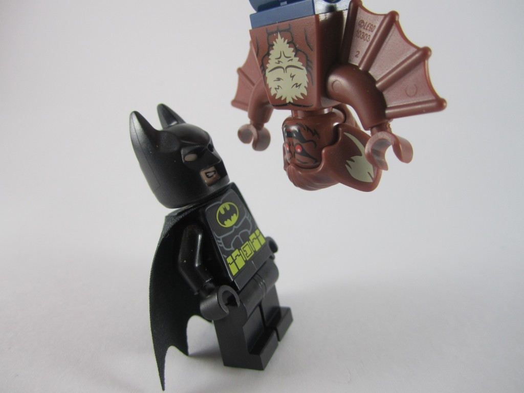 76011 Man-Bat Batman Face Off