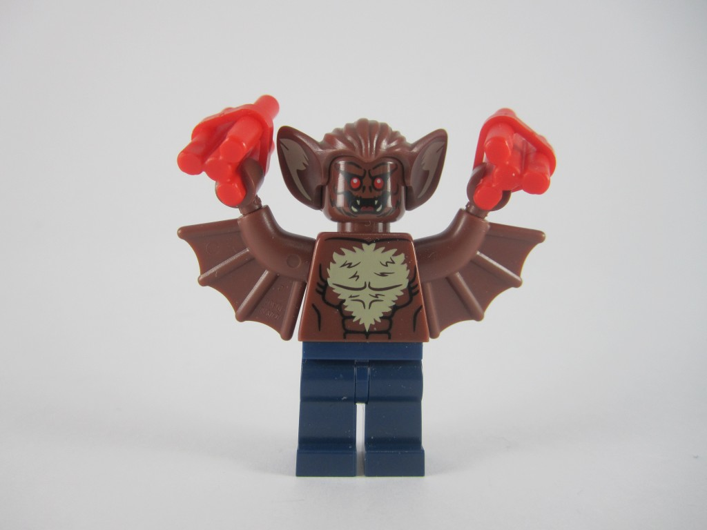 76011 Man Bat Minifigure