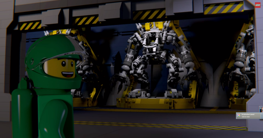Suit Up For Classic Space – LEGO Ideas Exo Suit Unveiled