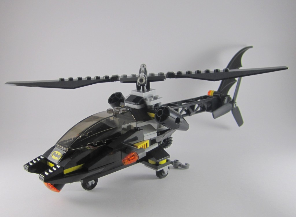 LEGO 76011 Batman Man-Bat Attack Helicopter