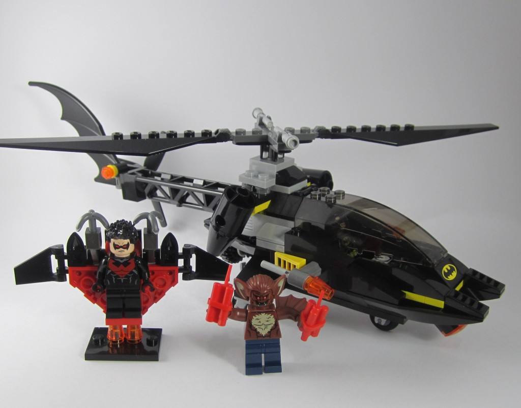 Review: LEGO 76011 Batman: Man-Bat Attack